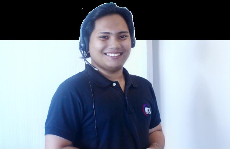 BPO | Customer Service Man