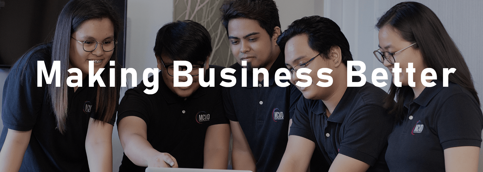 Making Business Better