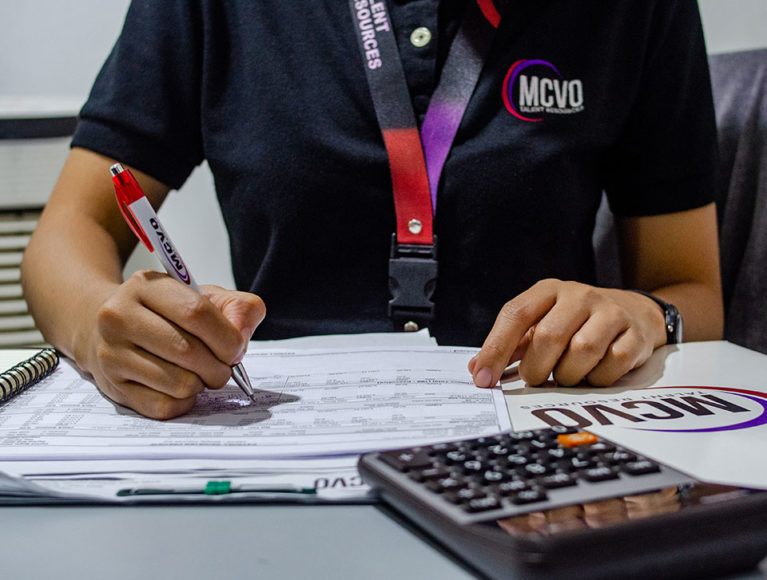 outsource accounting and outsourced bookkeeping - MCVO Talent Outsourcing Services