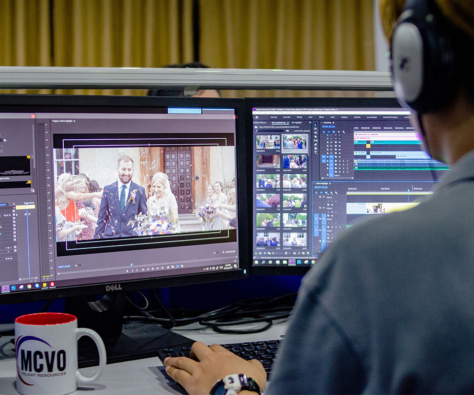 MCVO Editing Cinematic Wedding Video Film