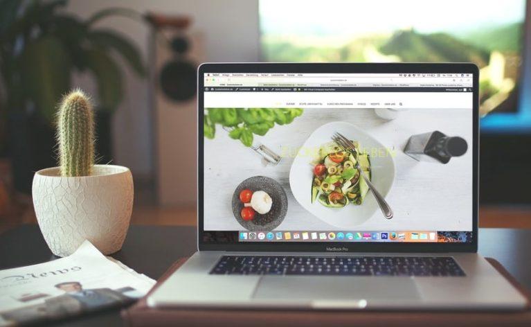 website companys first impression