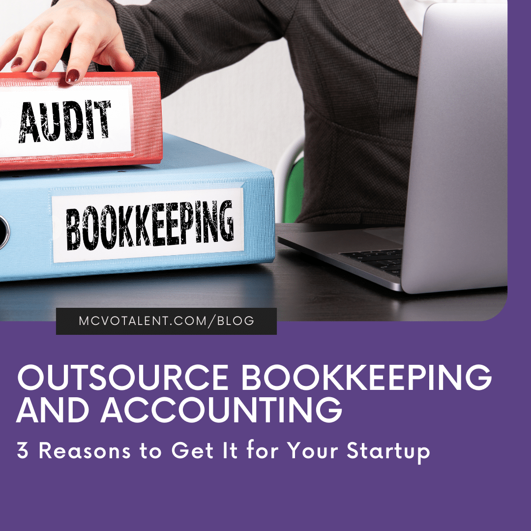 Outsource Bookkeeping and Accounting