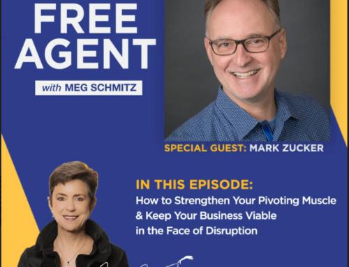 "WHAT'S NEW: MCVO COO Mark Zucker Joins Franchising & Business Guru Meg Schmitz in ""Free Agent"" Podcast"