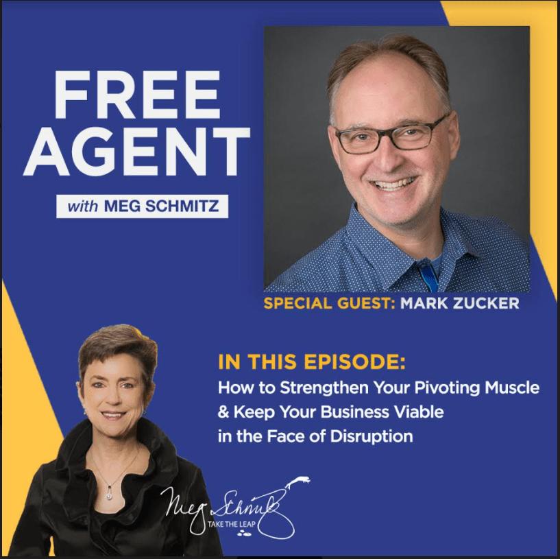 Free Agent Podcast Mark Zucker MCVO COO Guesting