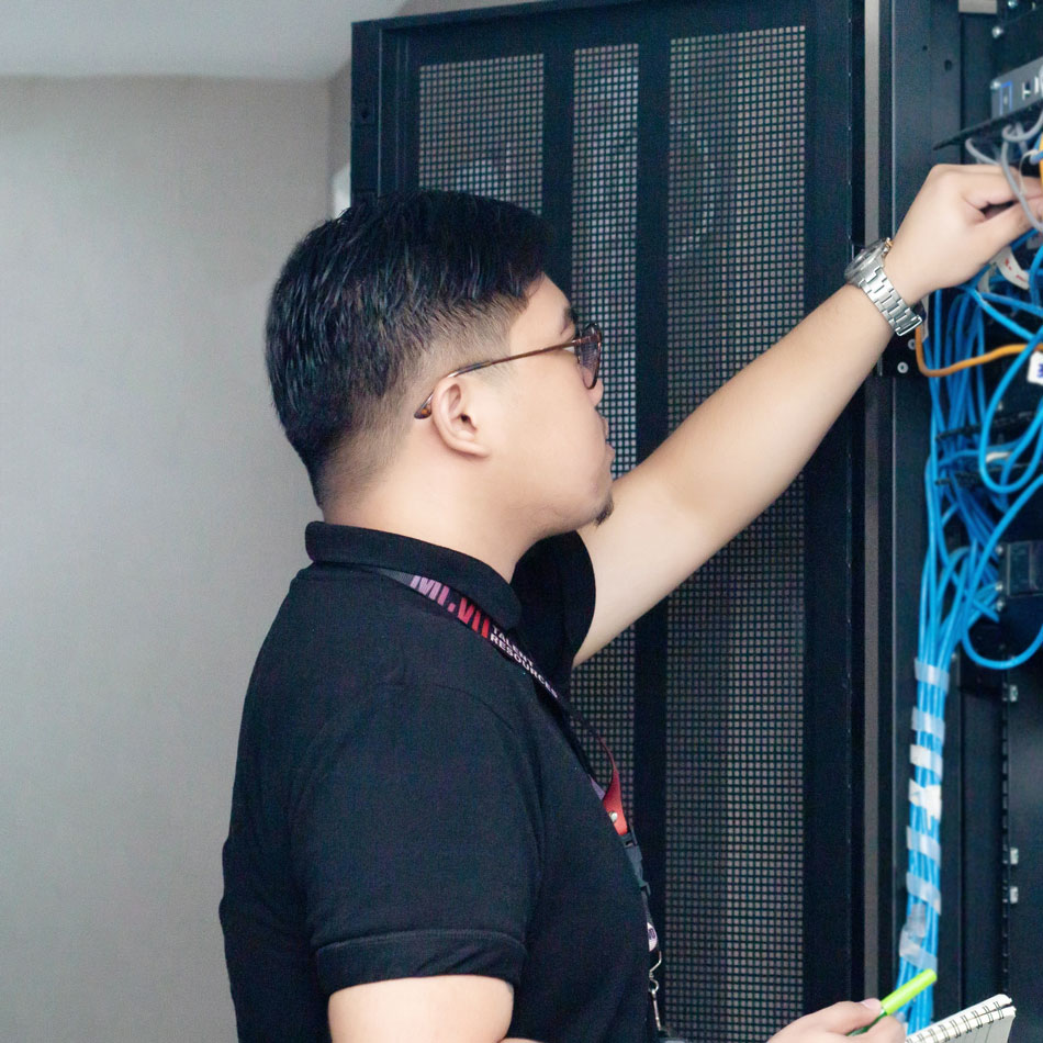 Network Admin Service | MCVO Talent Outsourcing
